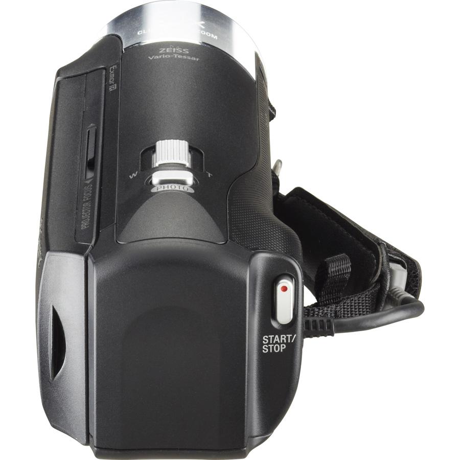 Sony HDR-PJ240 - Vue de dos