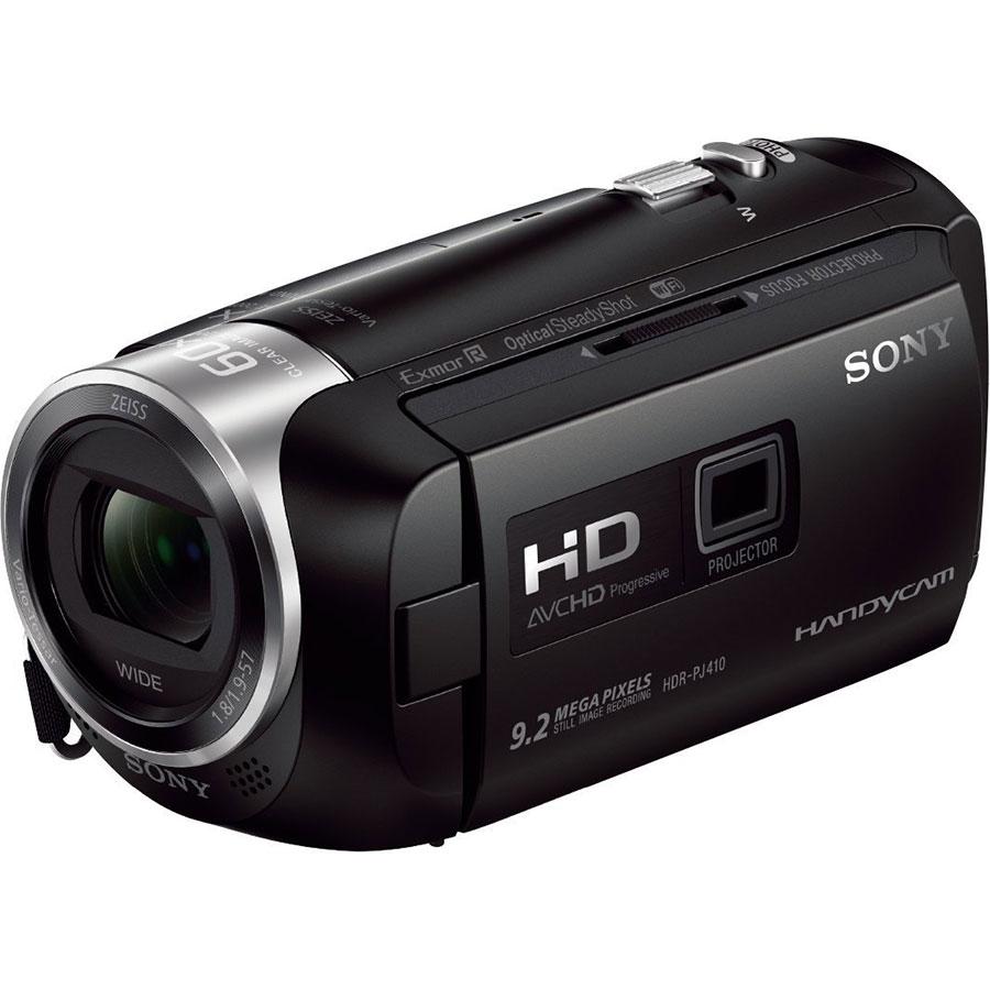 Sony HDR-PJ410 - Vue principale
