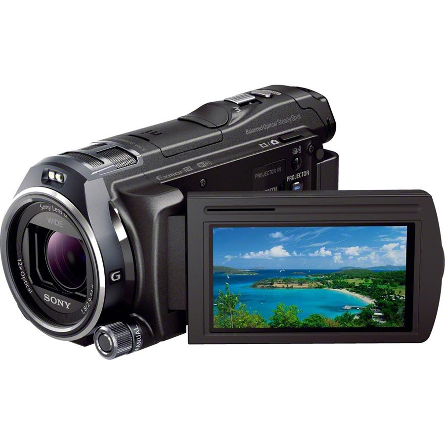 Sony HDR-PJ810 - Ecran