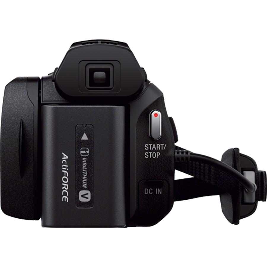 Sony HDR-PJ810 - Vue de dos