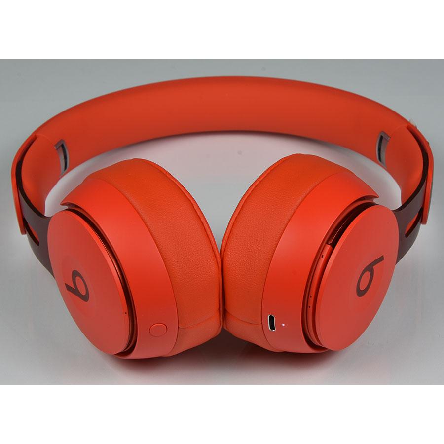 Beat By Dr. Dre Solo Pro Wireless - Boutons de commandes