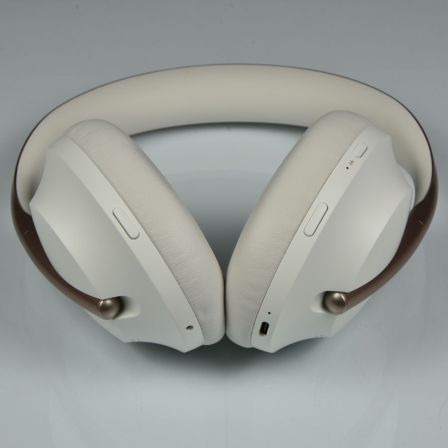 Bose Noise Cancelling Headphones 700 - Boutons de commandes