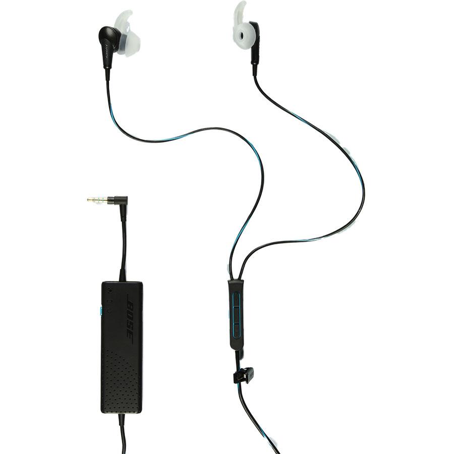 Bose QC20 (QuietComfort) - Vue principale