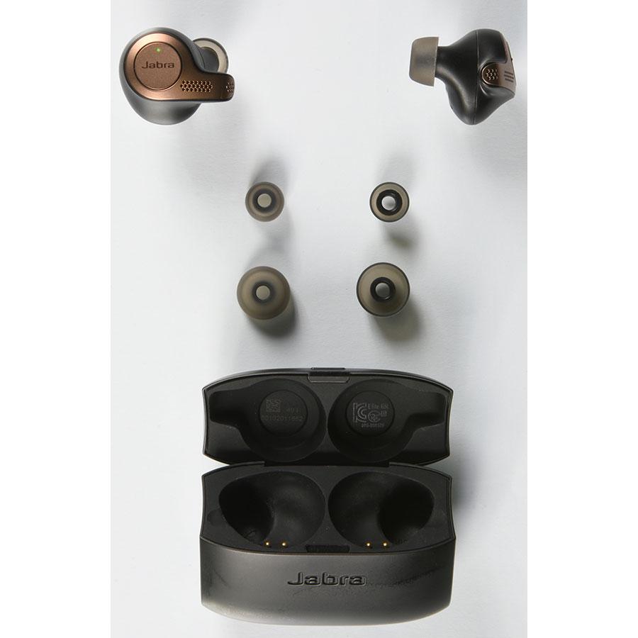Jabra Elite 65T - Accessoires fournis
