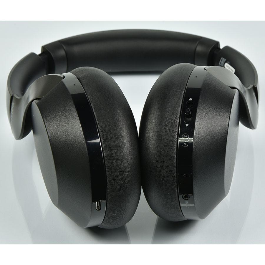Philips TAPH805 - Boutons de commandes