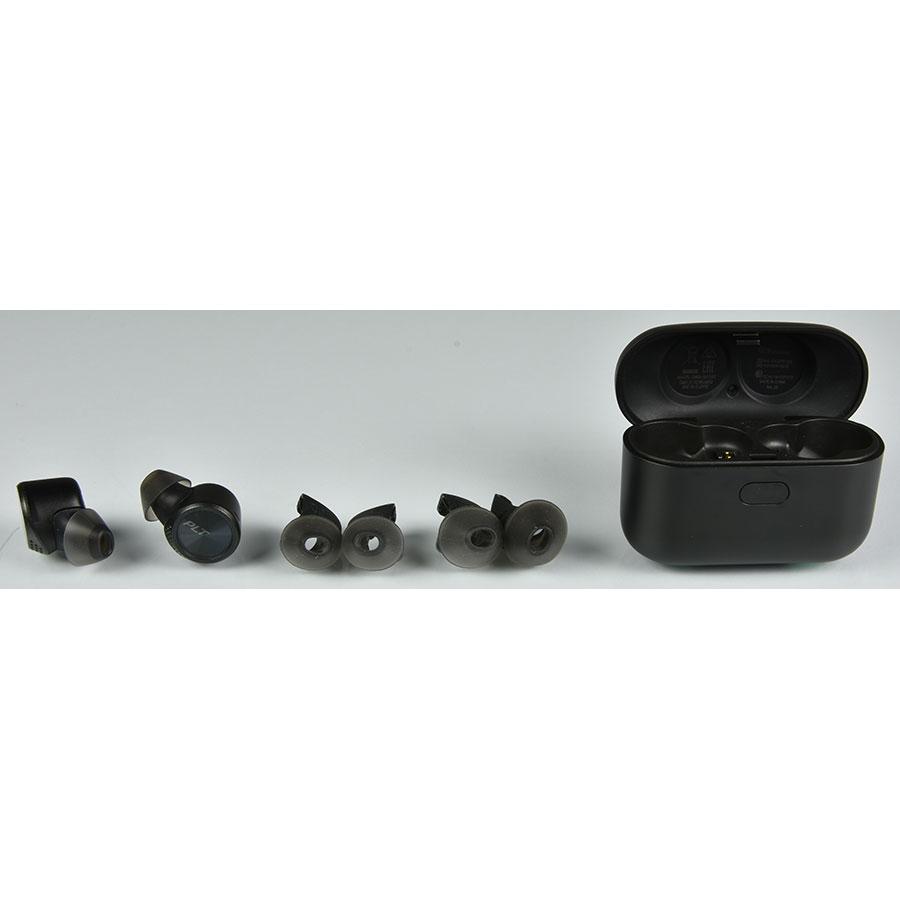 Plantronics BackBeat Pro 5100 - Accessoires fournis