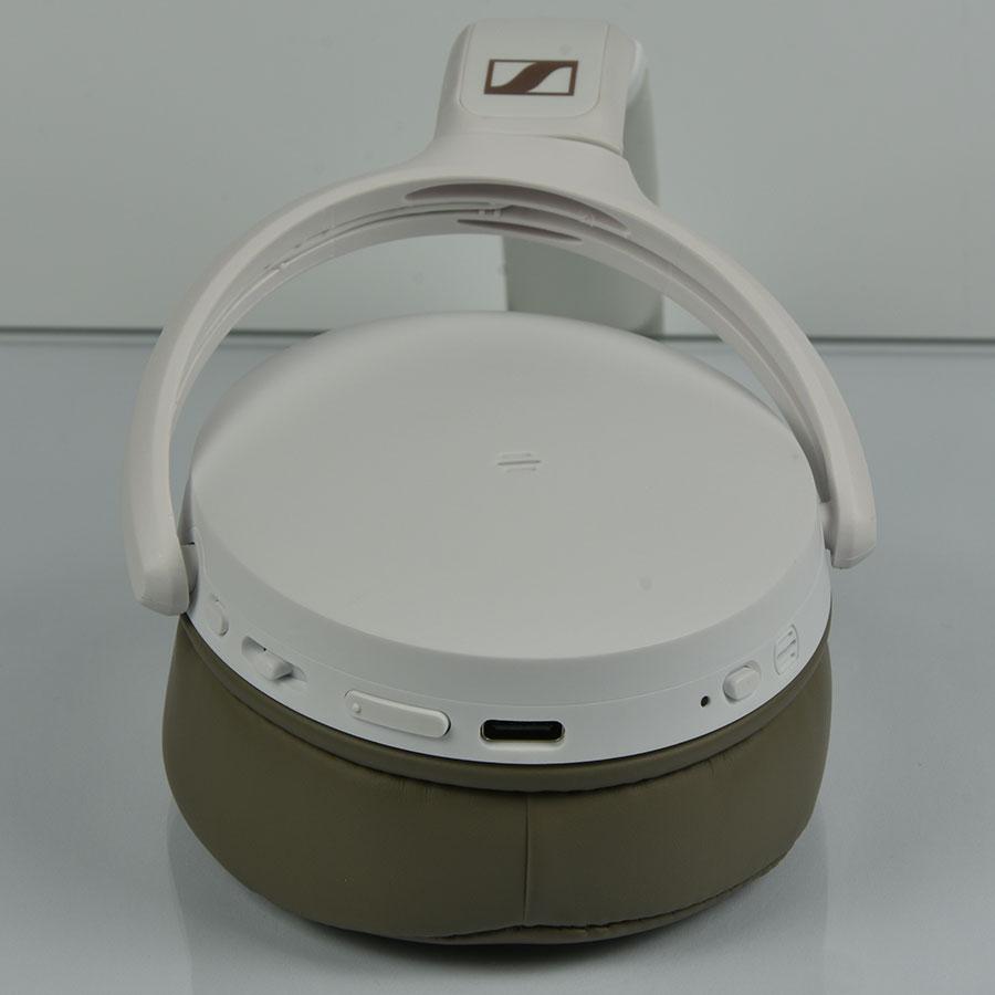 Sennheiser HD 350 BT - Boutons de commandes