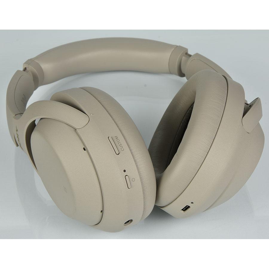 Sony WH-1000XM4 - Boutons de commandes