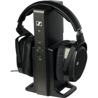 Sennheiser RS 175 								- Casque sur son support de charge
