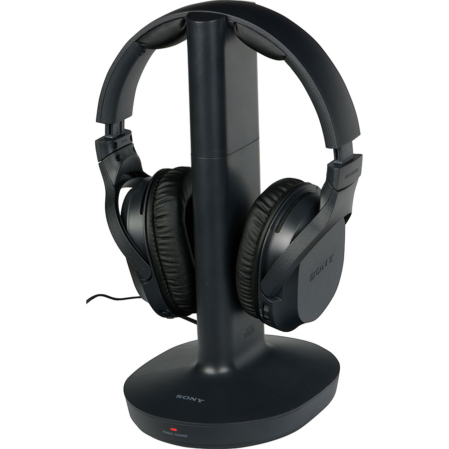 Sony MDR-RF 895 RK - Casque sur son support de charge