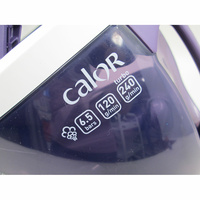 Calor GV8340C0 Pro Express Turbo(*24*) - Fer posé sur le talon