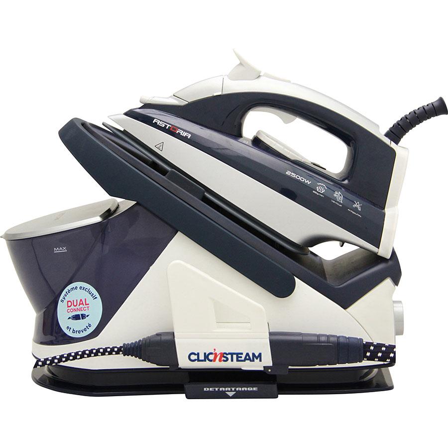 Astoria RC2500A Clic'n steam - Vue principale