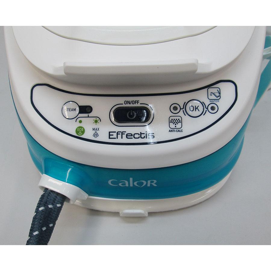 Calor GV6721C0 Effectis Plus - Orifice de remplissage