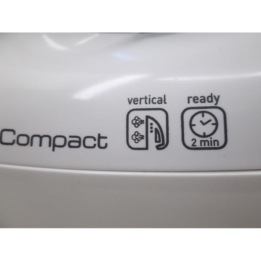 Calor GV7086C0 Express Compact(*21*) - Semelle du fer