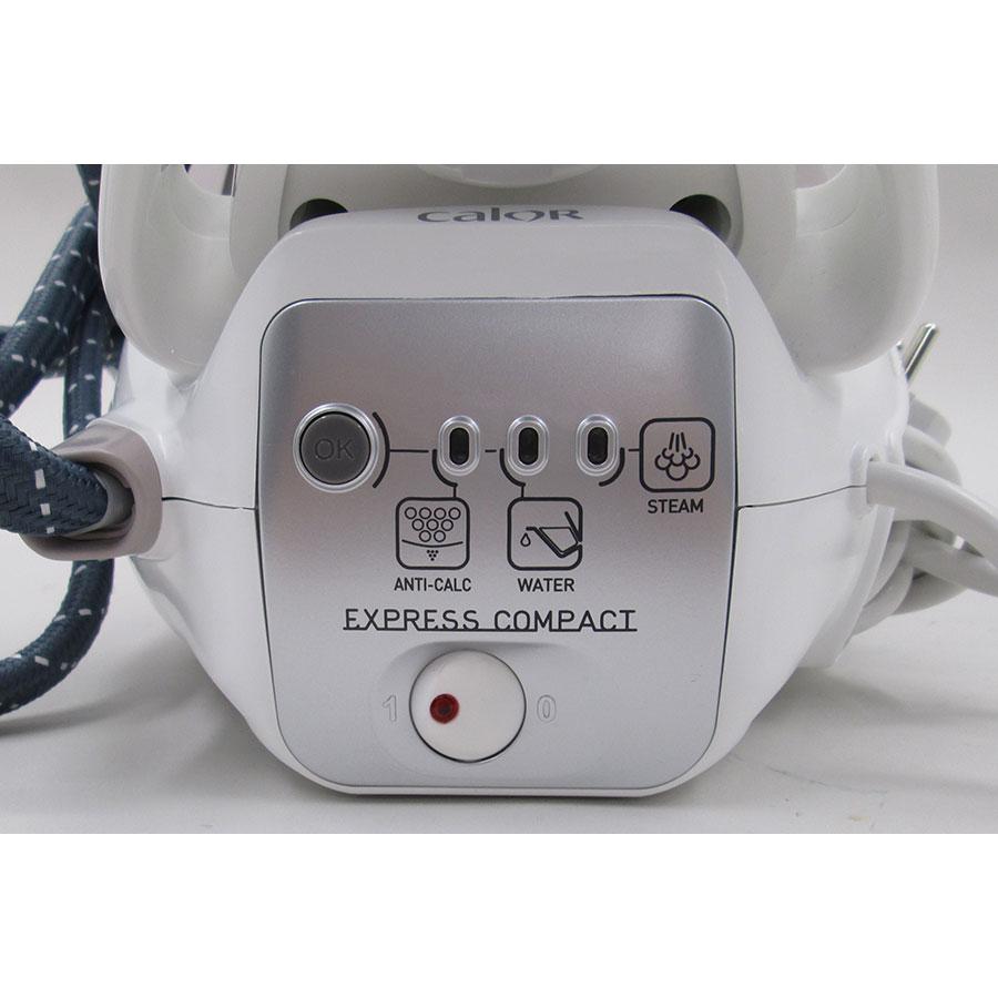 Calor GV7086C0 Express Compact(*21*) - Vue de gauche