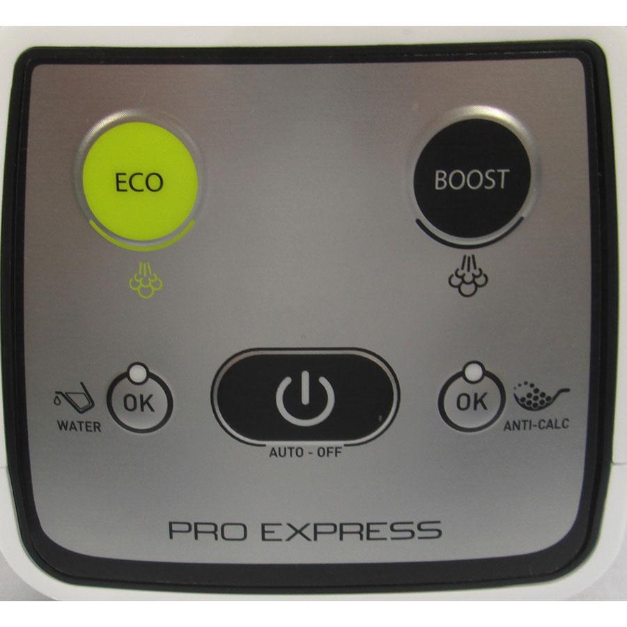 Calor GV7830C0 Pro Express - Semelle du fer