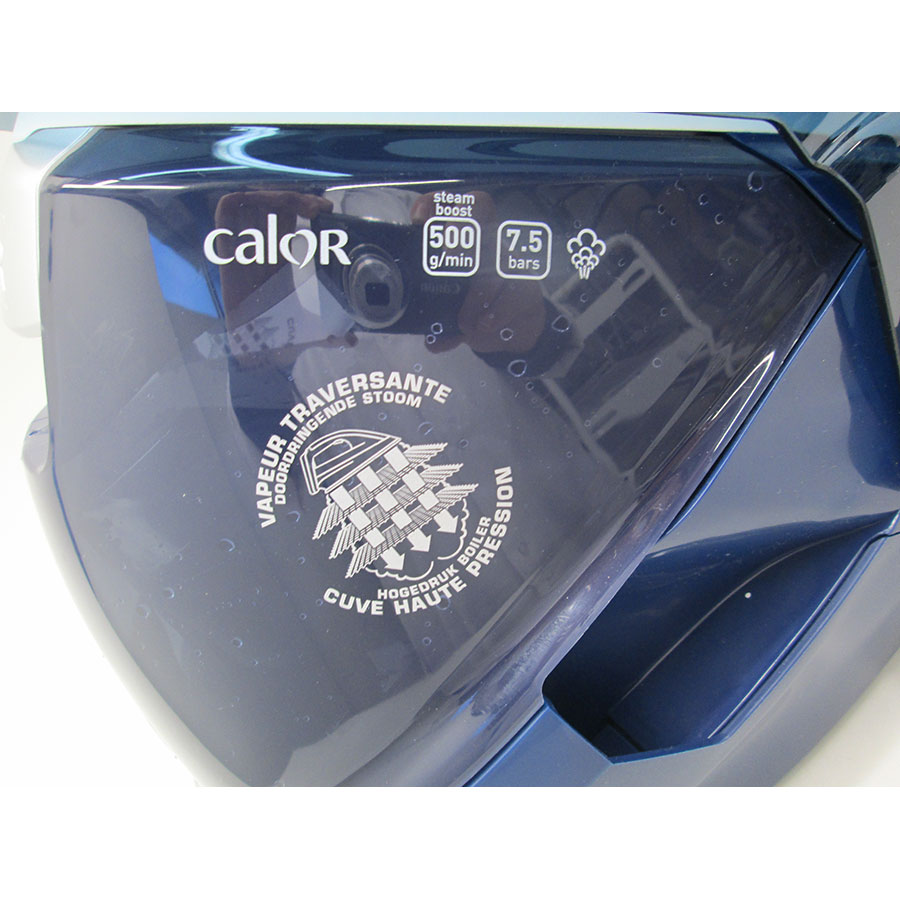 Calor GV9080C0 Pro Express X-Pert Plus - Vue d'ensemble