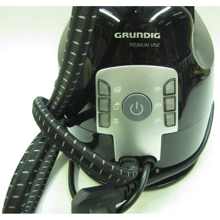 Grundig SIS8250 GMN0830 - Vue de dessus