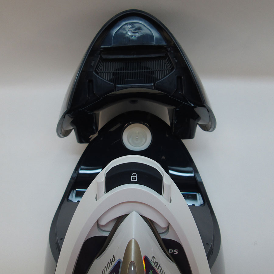 Philips GC9630/20 PerfectCare Elite - Fer - vue de droite