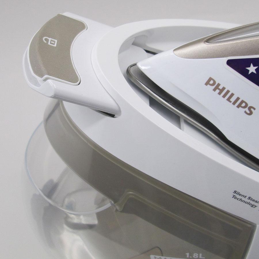 Philips GC9646/60 PerfectCare Elite Silence - Vue de droite