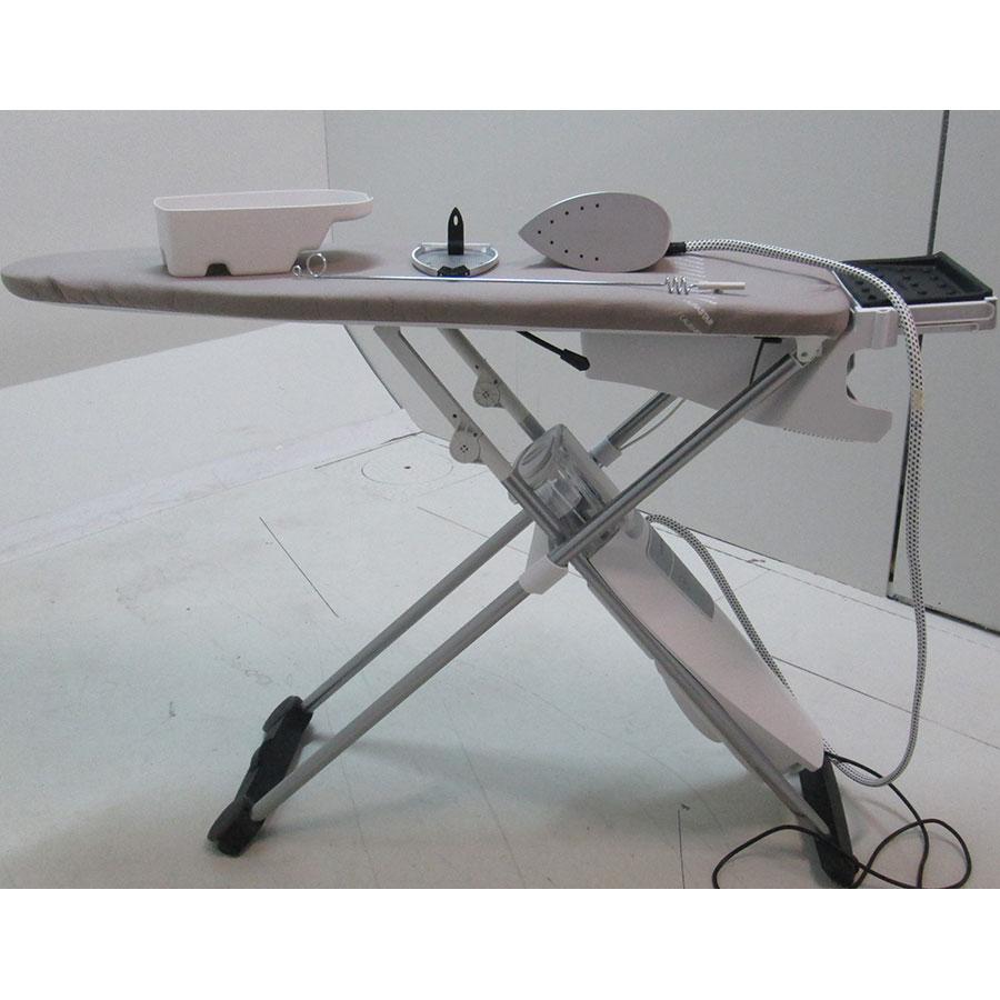 Laurastar S - Table dépliée
