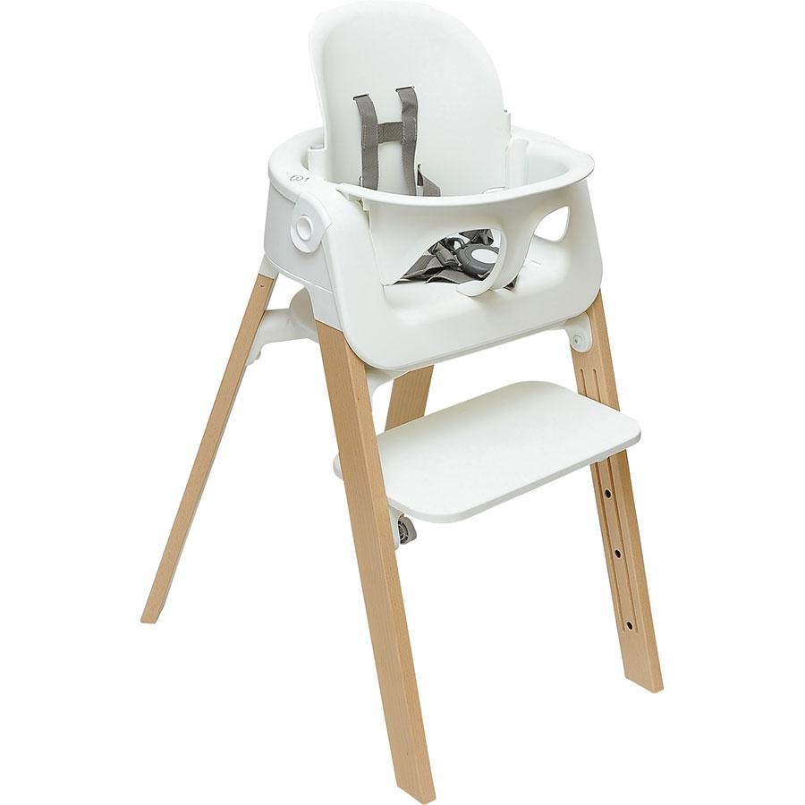 Test stokke steps avec babyset chaises hautes pour - Chaises hautes pour bebe ...