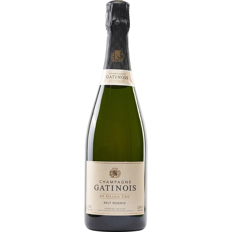 Champagne Gatinois Brut Réserve -