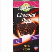 Fine Ligne Leader Price Chocolat noir