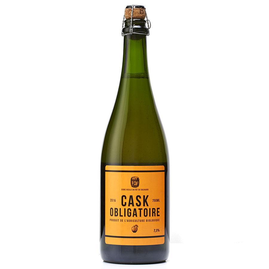 Cidre Lemasson Cask obligatoire -
