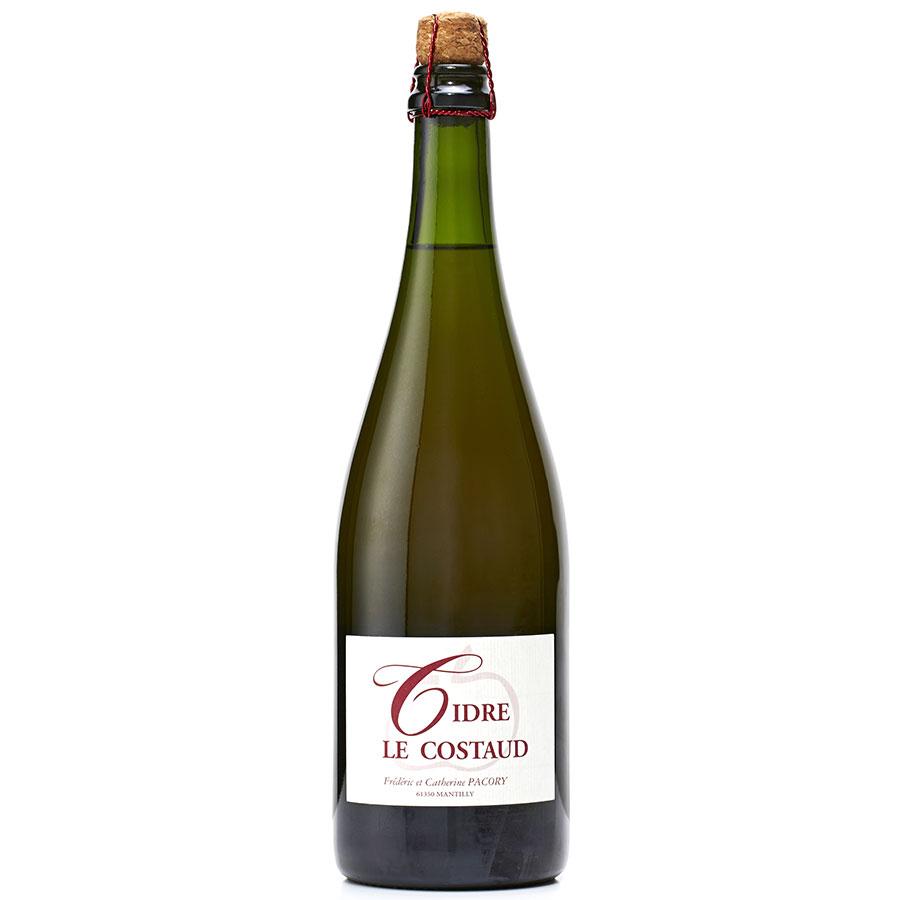 F. et C. Pacory  Cidre Le Costaud -