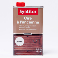 Syntilor Cire à l'ancienne