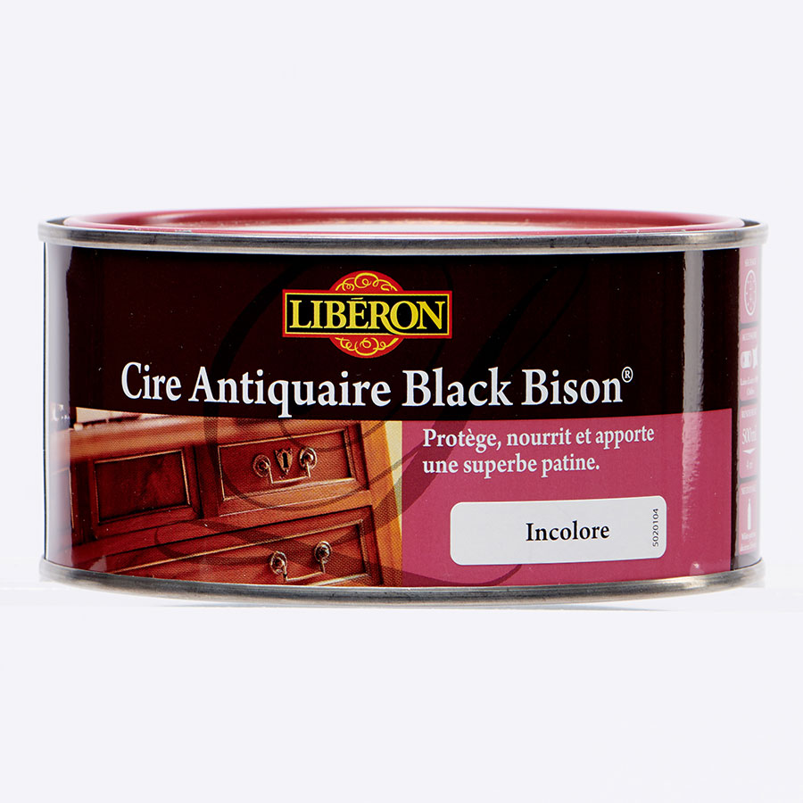 Libéron Cire antiquaire Black Bison® -