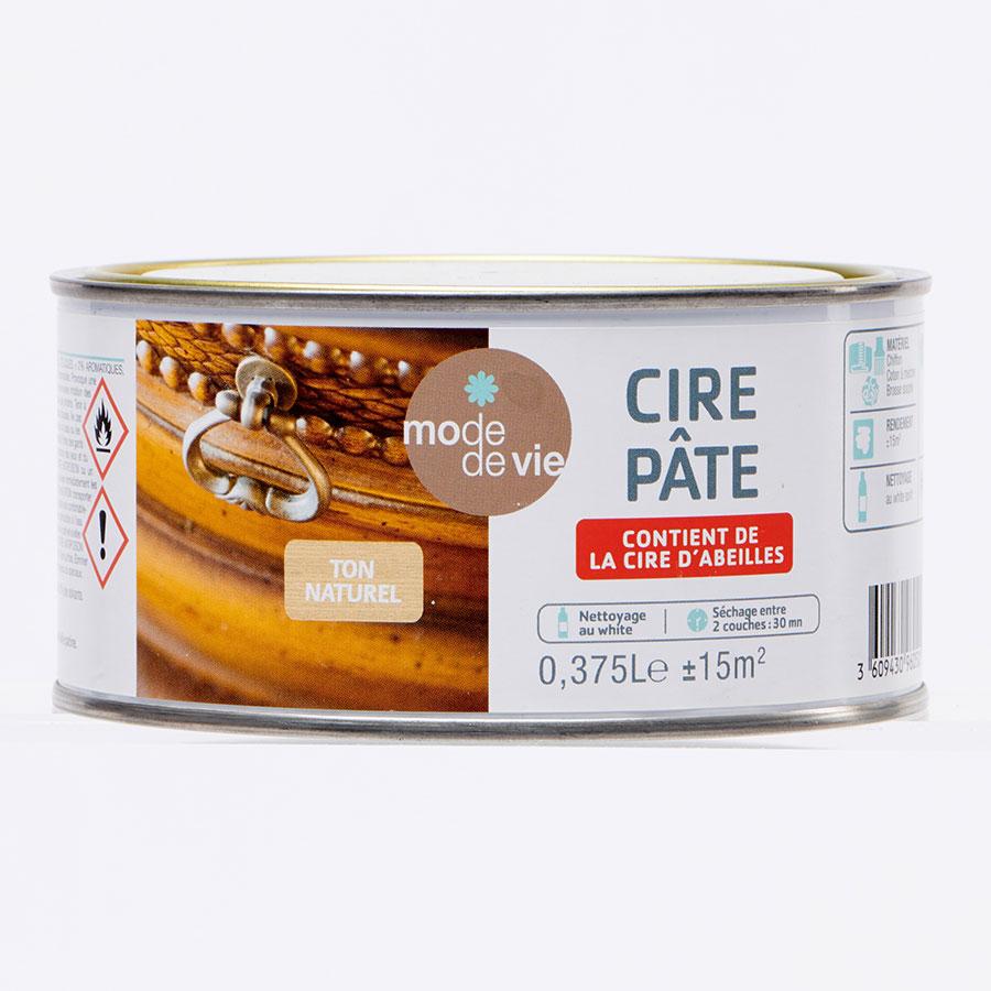 Mode de vie (Bricorama) Cire pâte -