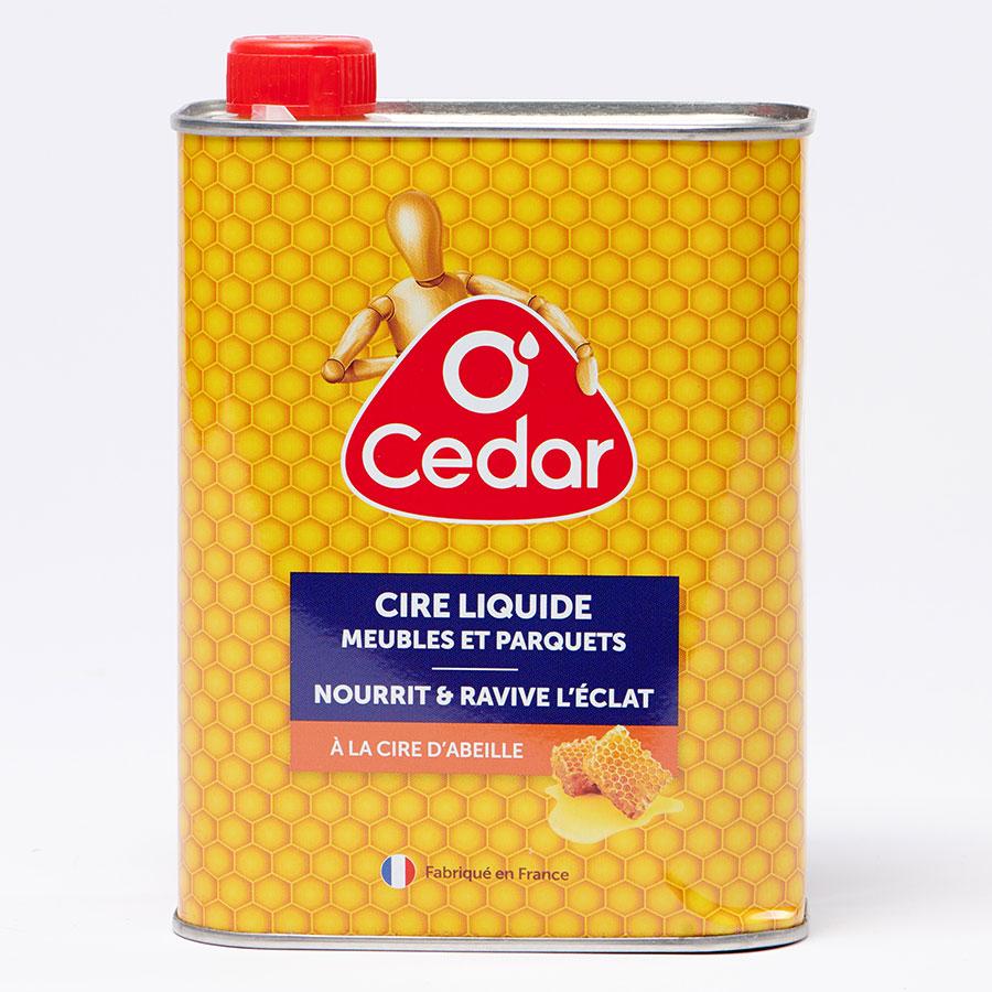 O Cedar Cire liquide meubles et parquets -