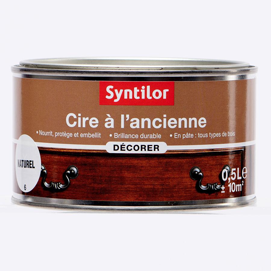 Syntilor Cire à l'ancienne -