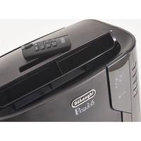 De'Longhi PAC EX120 Silent - Bandeau de commandes et télécommande