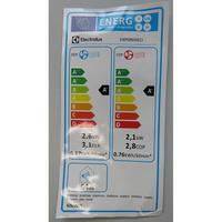 Electrolux EXP09HSECI - Étiquette énergie