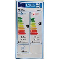 Qlima PH 534 - Étiquette énergie