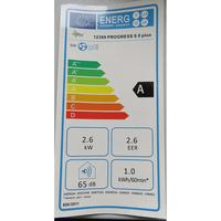 Suntec Wellness Progress 9.0 plus - Étiquette énergie