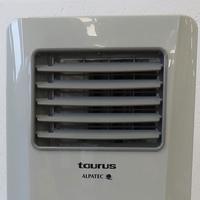 Taurus Alpatec AC 201 - Réglage de l'orientation du flux d'air