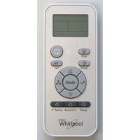 Whirlpool PACW9HP - Télécommande