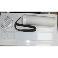 Whirlpool PACW9HP - Accessoires fournis