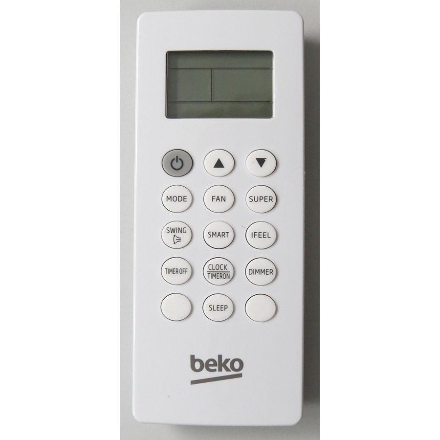 test beko bnap09c climatiseurs mobiles ufc que choisir. Black Bedroom Furniture Sets. Home Design Ideas