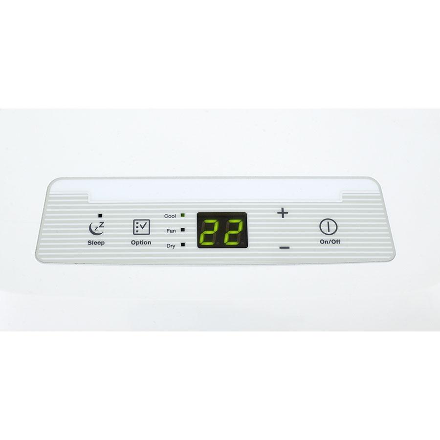 Electrolux EXP09CN1W7 - Bandeau de commandes