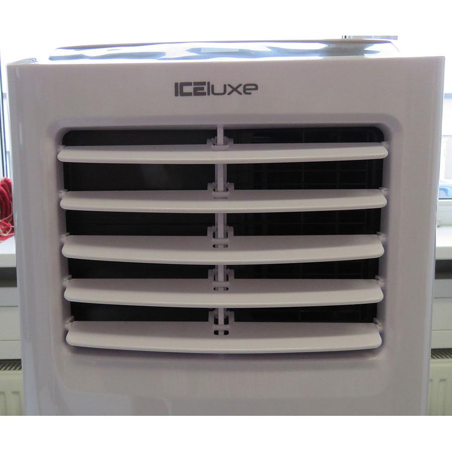 Icelux ICE-PC-021P14 - Réglage de l'orientation du flux d'air