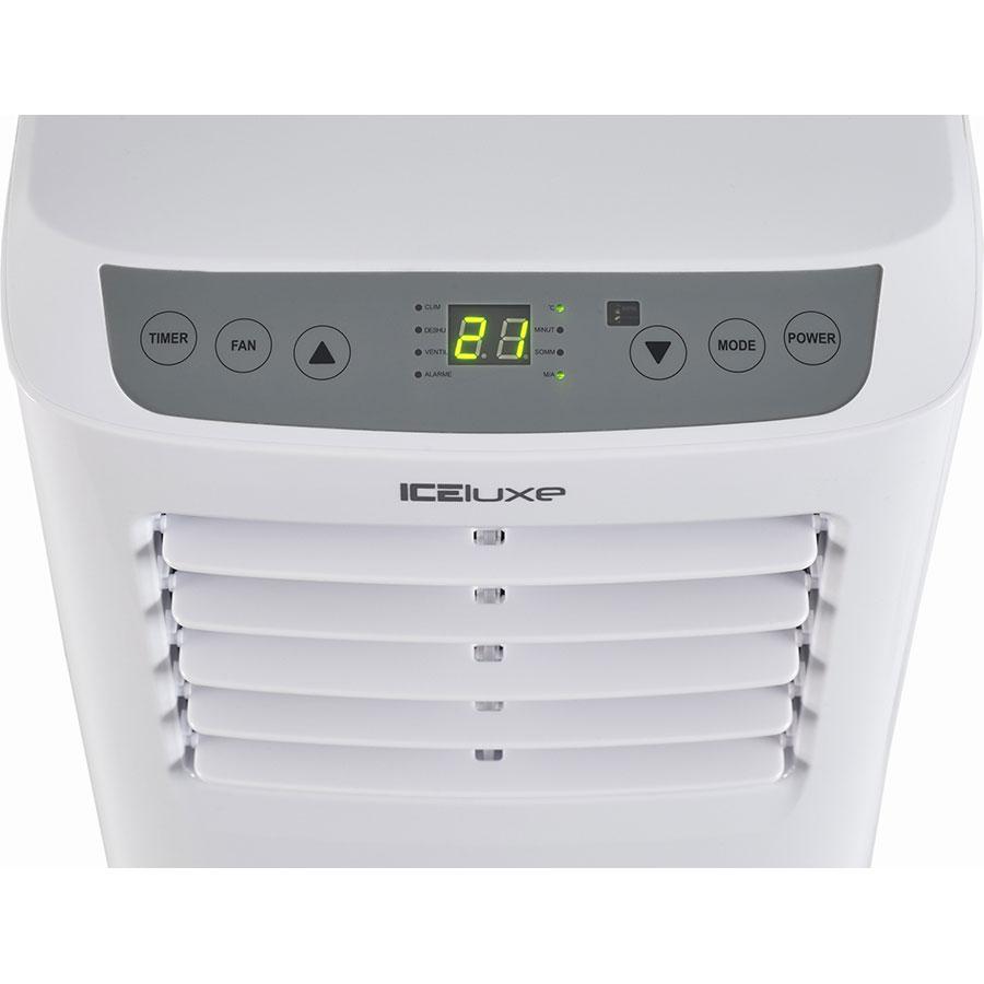 Icelux ICE-PC-021P14 - Bandeau de commandes
