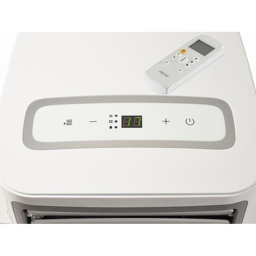 Proline PAC8290 - Bandeau de commandes et télécommande