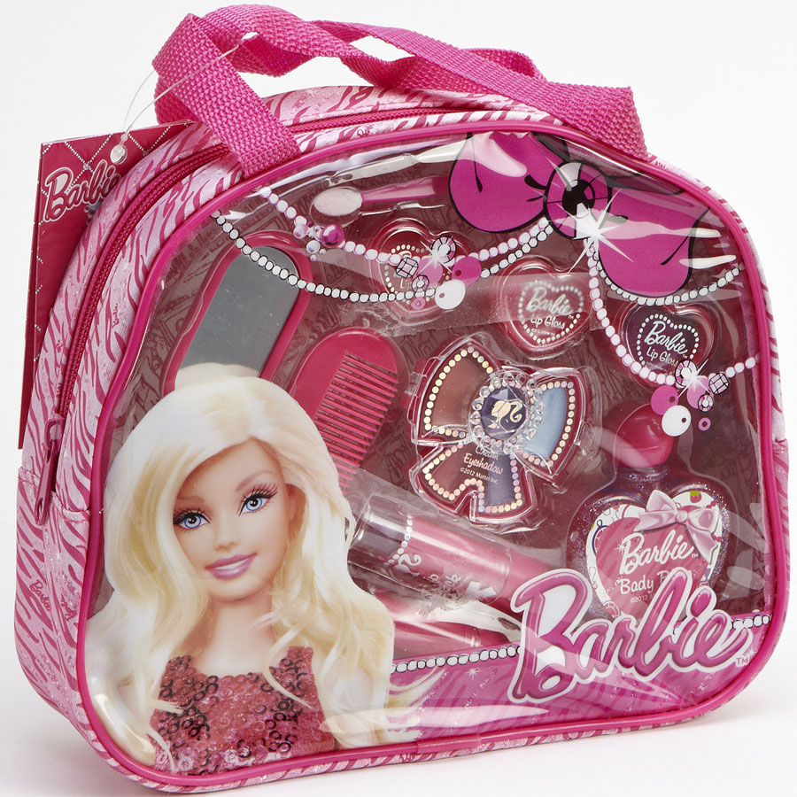 Barbie Markwins 1 ombre yeux, 3 gloss, 2 sticks -