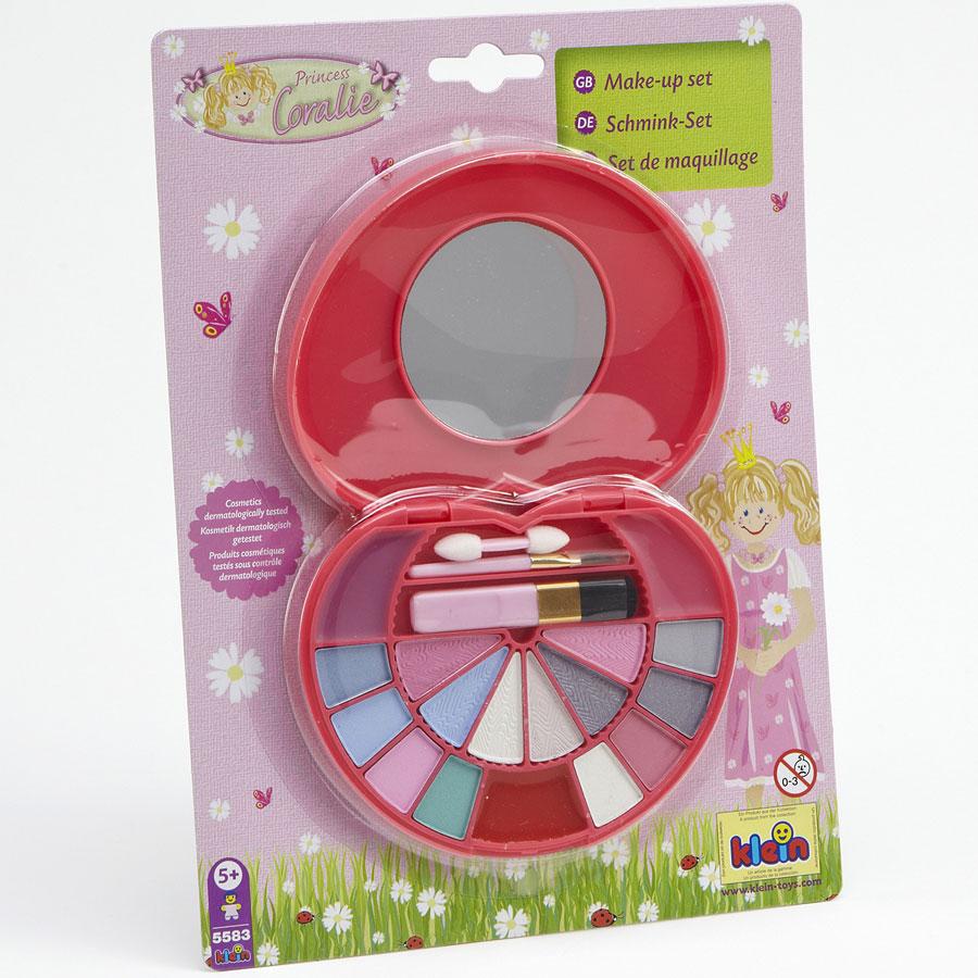 Klein Princess coralie Set de maquillage cœur -