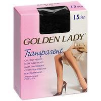 Golden Lady Transparent